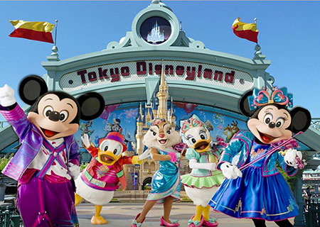 Disneyland Tokyo®