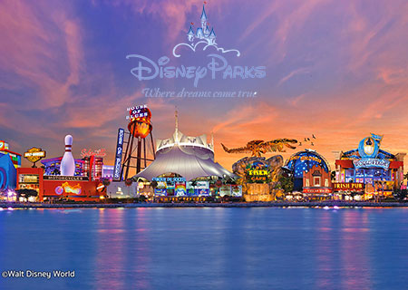 Walt Disney ® World ORLANDO